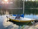 Storsegel köpes / Buying a mainsail!